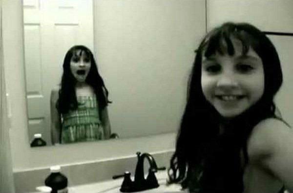 8. ผีในห้องน้ำ