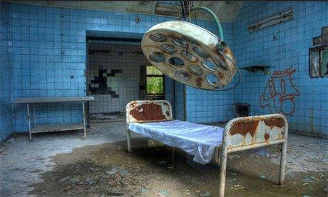 อันดับที่ 10  โรงพยาบาลทหาร Beelitz  ประเทศเยอรมัน