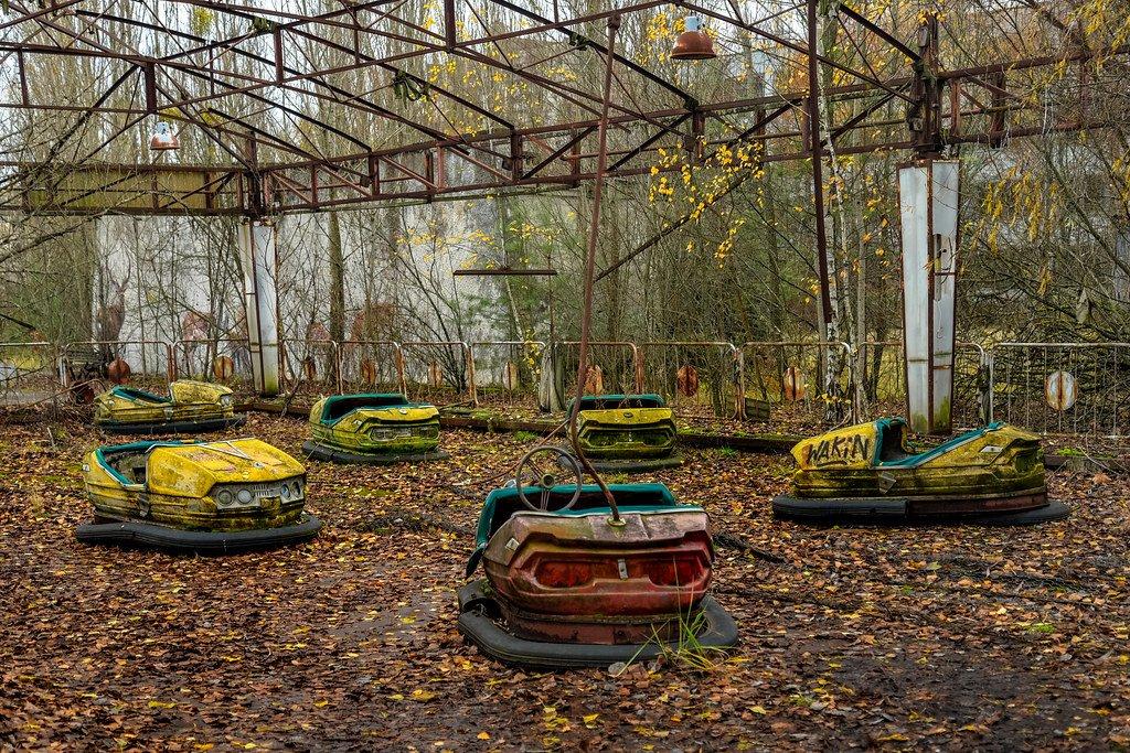 อันดับที่ 3 pripyat Amusemeat Park , Ukraine