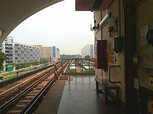 8. สถานีปีศาล  สิงคโปร์