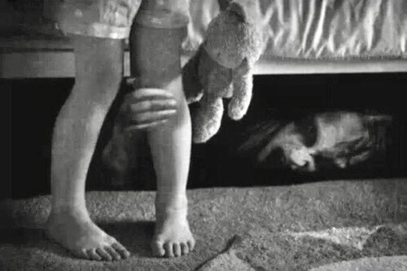 6. ผีใต้เตียง