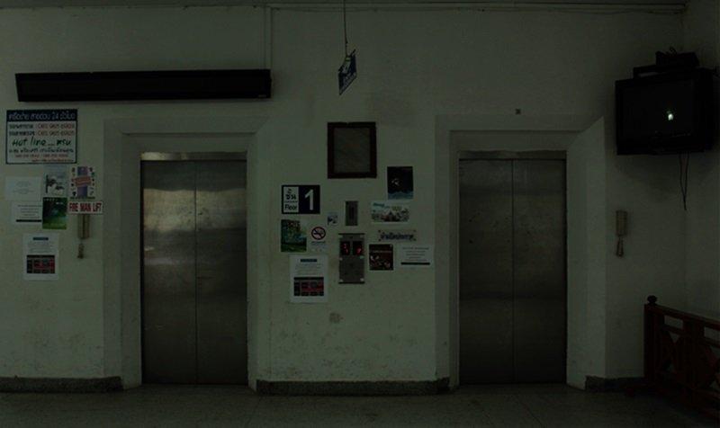 4. ตำนานลิฟต์สยอง ที่ตึก3