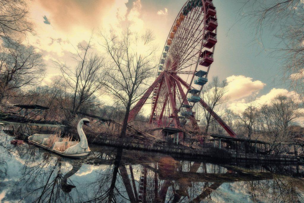 อันดับที่ 6 สวนสนุก  Spreepark ,Germany
